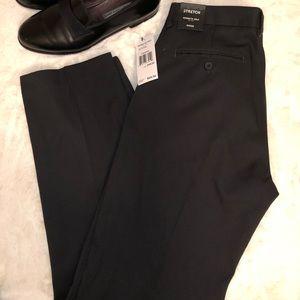 Kenneth Cole Black Dress Pants